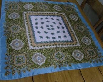 Vintage Paisley scarf