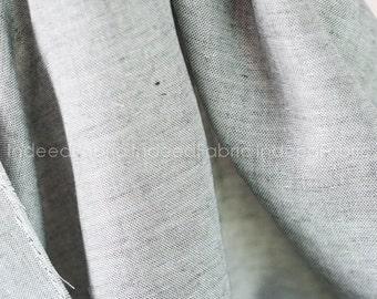 DOUBLE GAUZE- Charcoal, Double Gauze Chambray Collection, Robert Kaufman, By the Half-Yard