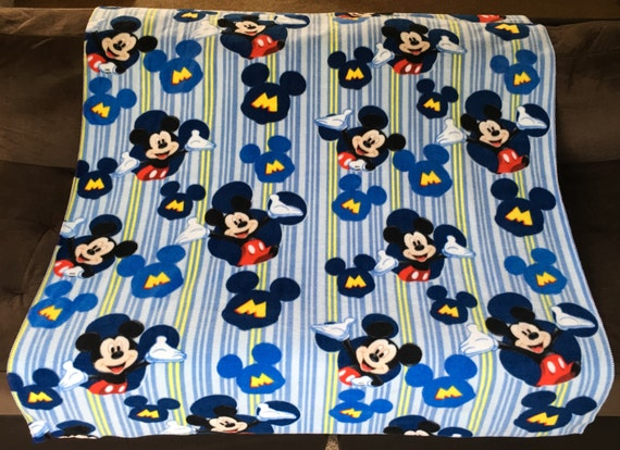 Fleece Blanket Mickey Mouse Disney Mickey Mouse Clubhouse