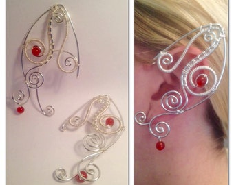 wire work elven/elf ears