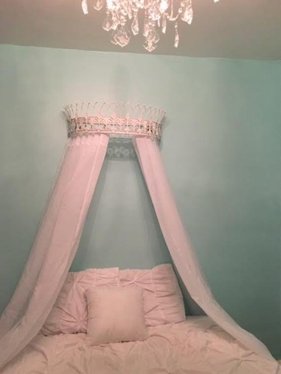 Description. Crown Bed Canopy/Princess ... & Bed canopy/Crown canopy/Bed crown/bed canopy for girls/bed