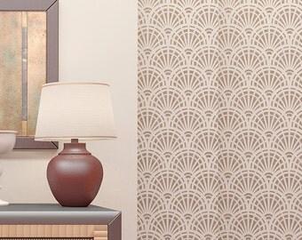 Wall Stencil Accent Decorative Stencil