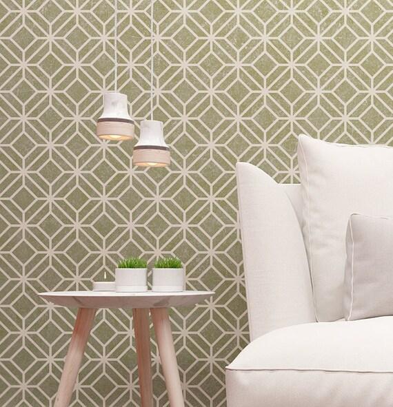 wand schablone marokkanische muster wand schablone. Black Bedroom Furniture Sets. Home Design Ideas