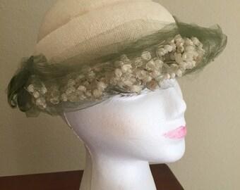 Vintage Easter Hat