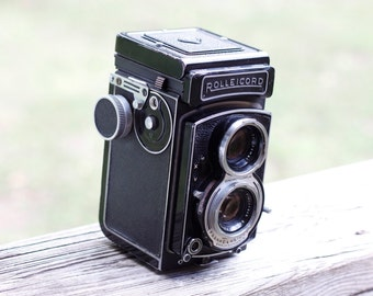 Rolleicord Camera // Vb Type 1 // Twin Lens Reflex // Film Tested // Fully Functional