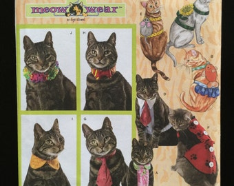 Simplicity Pattern 3570  Cat Accessories