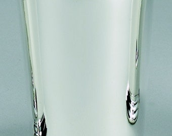 Mint Julep Cup ..Free Engraving. Silver Plate, High Quality, 11 oz