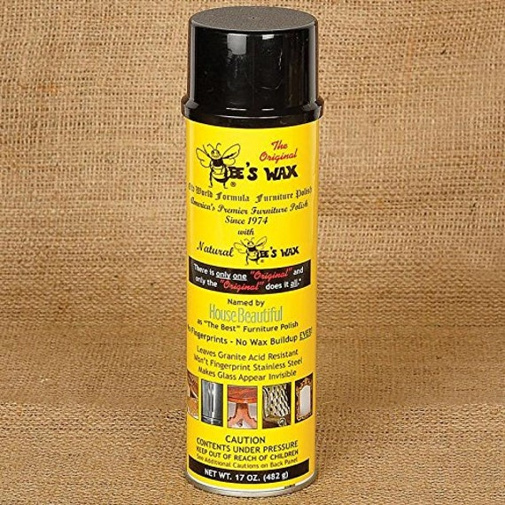The original beeswax furniture polish all by westmifinishes for Furniture wax