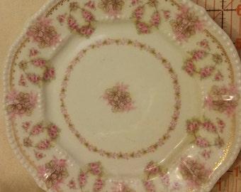 Limoges France dessert plate