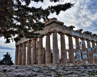 Greece Photography - Fine Art Photography - Greece - Athens - Athens Photography - Acropolis - Greece Decor  - Home Decor