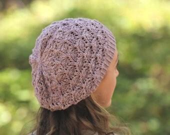 Knitting Pattern PDF - Miss Lavender