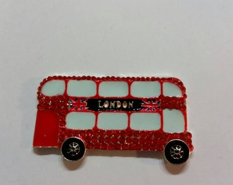 London Bus Needle Minder