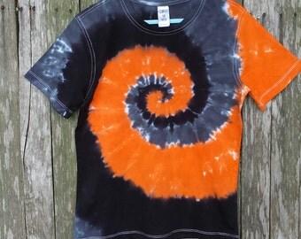 Boys Tie Dyed Tshirt - Size 12 (AU)