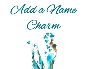 Add A Name Charm Listing