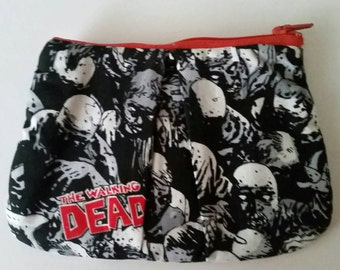 The walking dead purse