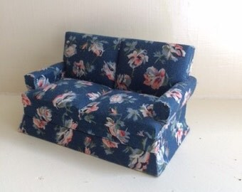 Miniature Loveseat