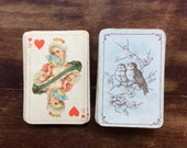 RARE German Patience Karten No 163 Playing Cards Collectible