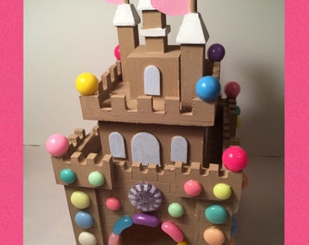 Gingerbread Castle.