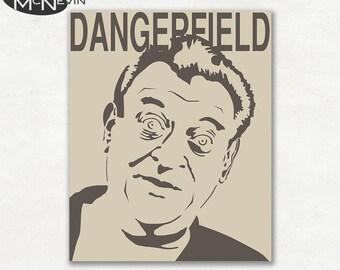 RODNEY DANGERFIELD Poster, Fine Art Photographic Print, Portrait