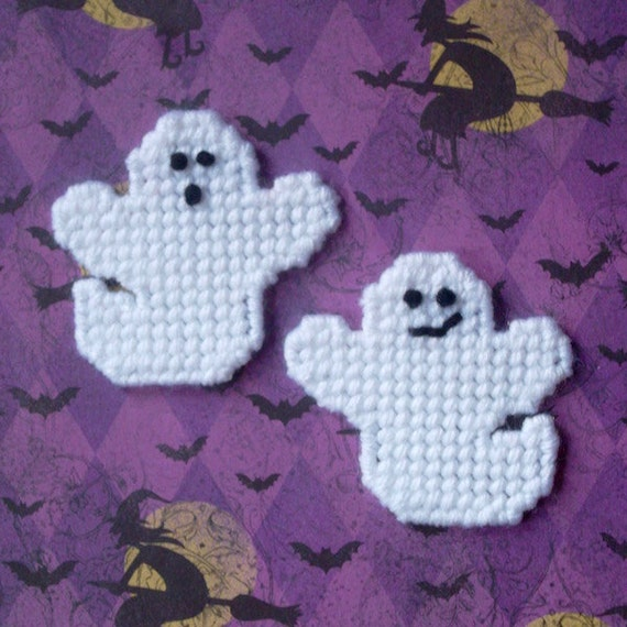 Crafty image intended for free printable halloween plastic canvas patterns