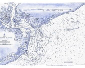 Charleston Map Blueprint, Map of Charleston, South Carolina Map, Charleston Art, Charleston Print, Blueprint Map, Charleston Skyline