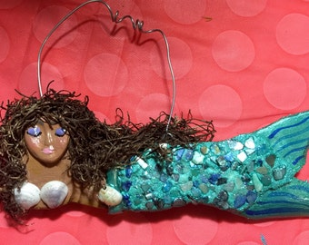 Mermaid Wall hanging/ornament