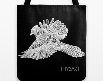 THYSART Bluejay tote