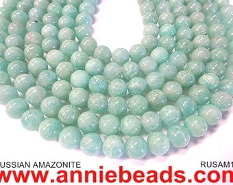 Beautiful 10m Russian Amazonite