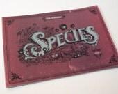 """Species Book / """"Simple Edition"""""""