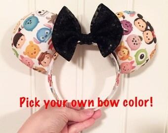 Tsum Tsum Mouse Ears