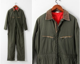 vintage Key Imperial coveralls, aristocrat of workwear