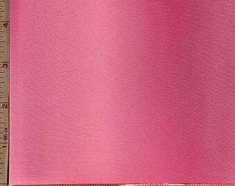 "Candy Pink 100 Denier Interlock Fabric 2 Way Stretch Polyester 8 Oz 58-60"""
