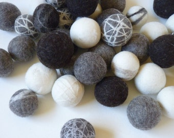 Wool Dryer Balls 4 Natural Eco Friendly Laundry Solution