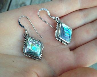 Vintage Navajo Dangle Earrings