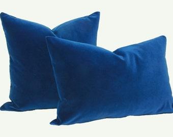 navy euro sham etsy. Black Bedroom Furniture Sets. Home Design Ideas