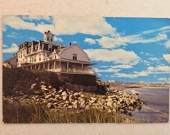 Vintage R. I. Postcard Block Island The Surf Hotel Rhode Island 1992