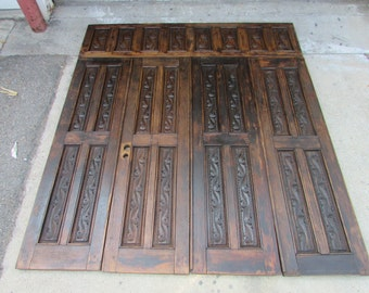 Items Similar To Hand Carved Door From Peru On Etsy
