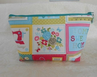 Cosmetic or project bag(E5465)