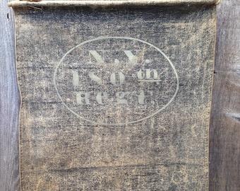 180th Regt NY Infantry Civil War Bag