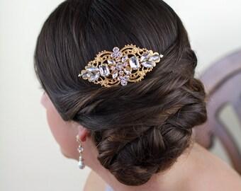 Bridal comb, Arianna Bridal Headpiece, Wedding headpiece