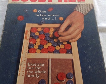 Vintage Booby Trap game 1965