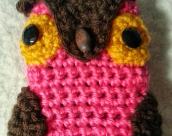 Owl love my cell phone case