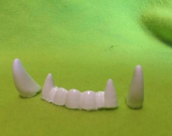 Fursuit teeth set