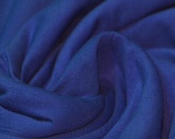 Plain Jersey - Cobolt Blue