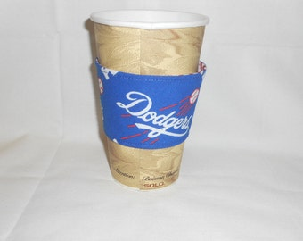 Los Angeles Dodgers Coffee Cup Cozy