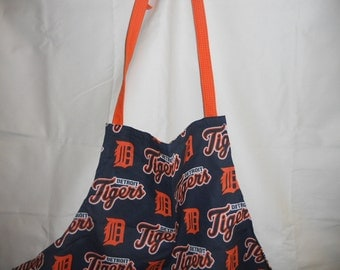 Detroit Tigers Kitchen BBQ Apron with  Adjustable Neck Ties