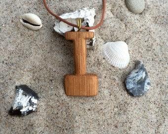 Thor hammer norse germanic viking pendant asatru pagan jewelry