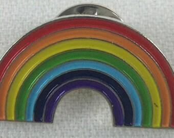 Rainbow Gay Pride Pin