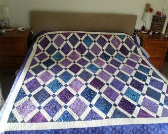 Handmade King size Quilt