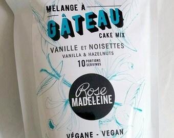 Cake mix Vanilla & Hazelnuts
